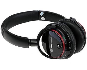 Dynamode DH-01BT - Auriculares inalámbricos Bluetooth con función Clear Sound y filtro de ruido para iPad, iPhone, smartphones, tabletas, PC y portátiles, ...