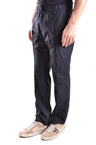 Daniele Alessandrini Homme MCBI086541O Bleu Polyester Pantalon