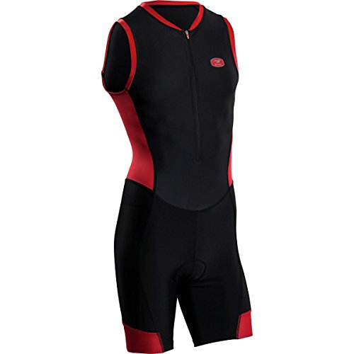 SUGOi Men's RS Tri Suit, Chili Red, X-Large ()