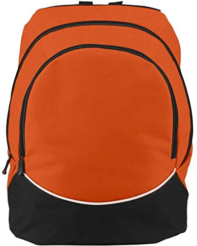 Sportswear Tri Color Augusta Large Backpack White Orange Black dpnfH6fR