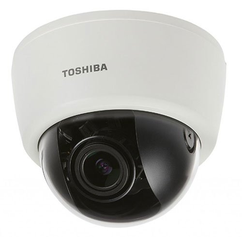 Toshiba IK-WD04A 720p HD 1MP Mini-Dome Camera (White)