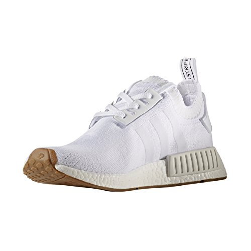 Weiß Herren Sneaker Top Primeknit NMD Low Original Pk r1 Schuhe adidas nqaCv0