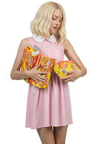 c99c429af Eleven Dress Stranger Things Halloween Costume - Import It All