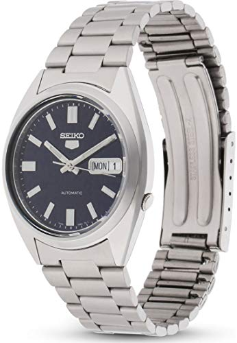 Seiko 5 Automatic Black Watch SNKE01K1
