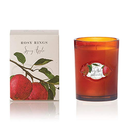 Rosy Rings Signature Glass - Spicy Apple