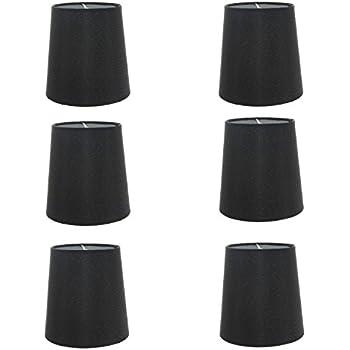 Upgradelights 5 Inch European Drum Style Chandelier Lamp Shade in ...