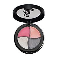 Be A Bombshell Cosmetics Amsterdam Eye Shadow Quad