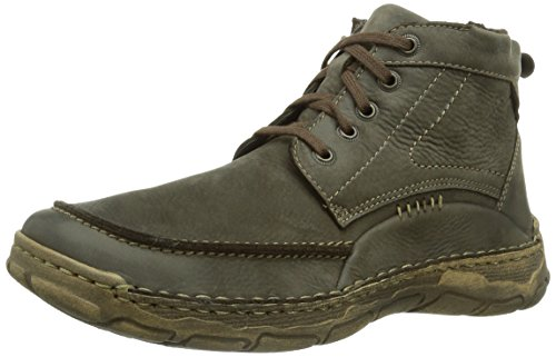 Josef Seibel Schuhfabrik GmbH Dominic 09, Mens Boots Brown (707 Vulcano)