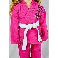 Dr. KO Kimono Jiu Jitsu BJJ GI Infantil