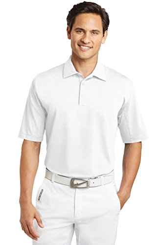 Col Manches Blanc Classique Polo Chemise Courtes Nike Homme Pwfq15U