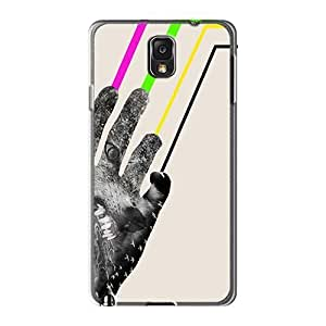 Excellent Hard Cell-phone Cases For Samsung Galaxy Note3 (kzu10739RbVg) Custom Vivid Linkin Park Pictures