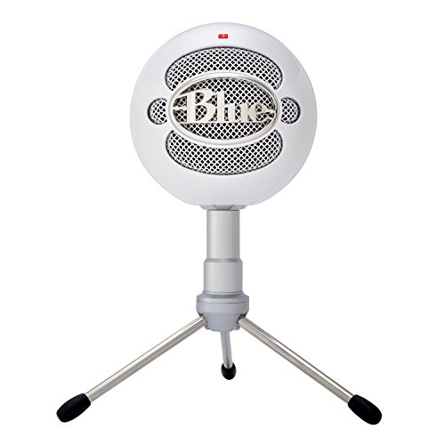 blue ball microphone - 3