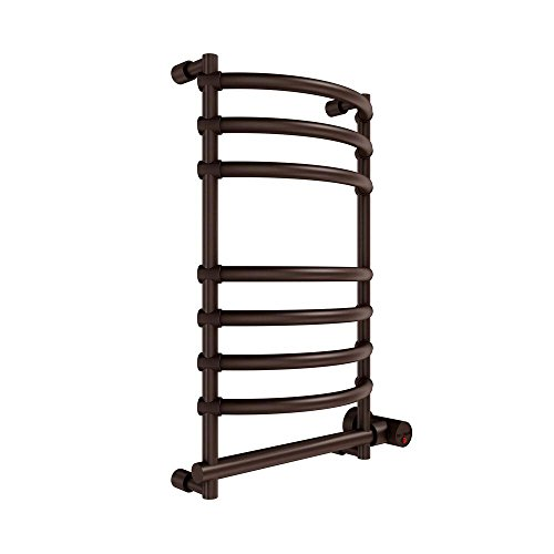 Mr. Steam W634ORB 8-Bar Wall Mounted Electric Towel Warmer, Oil Rubbed Bronze by Mr. Steam
