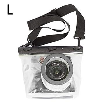 FSD-MJ Funda para cámara GQ-518L Bolsa Impermeable para Buceo ...