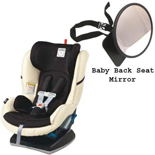 Peg Perego Primo Viaggio Convertible Car Seat w Back Seat Mirror – Paloma