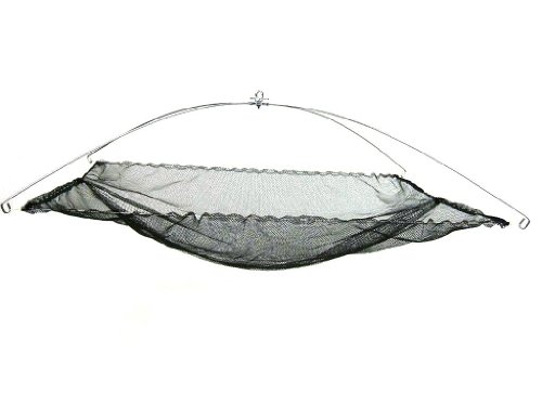 Ranger Umbrella Minnow Net with Poly Netting (36-Inch x 26-Inch)