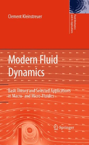 Modern Fluid Dynamics: Basic Theory and Selected Applications in Macro- and Micro-Fluidics (Fluid Mechanics and Its Appl