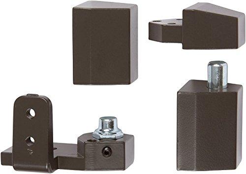 Offset Pivot Right Hand in Bronze Finish, Durable commercial & residential, door hardware, door handles, locks ()