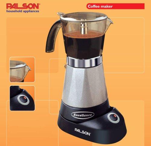 Palson Supreme 30428 Percolato - Máquina de café (6 tazas): Amazon.es: Hogar