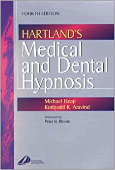 Book Hartland's Medical and Dental Hypnosis, 4e