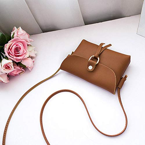 Bags Handbag Domybest Clutch Brown Shoulder Evening Light Tassel Crossbody Ladies Bag Women pwnzqTwB