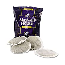 Maxwell House 862400 Coffee, Regular Ground, 1 .2 oz Special Delivery Filter Pack, 42-Pack