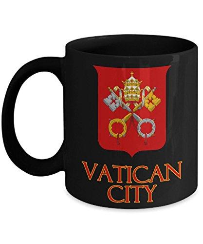 Vatican City - Coat of Arms: Ceramic Coffee Mug