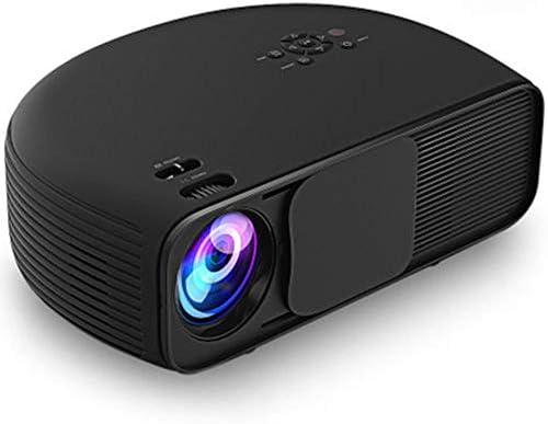 Mini proyector portátil, proyector HD con brillo LED de 4500 Lux ...