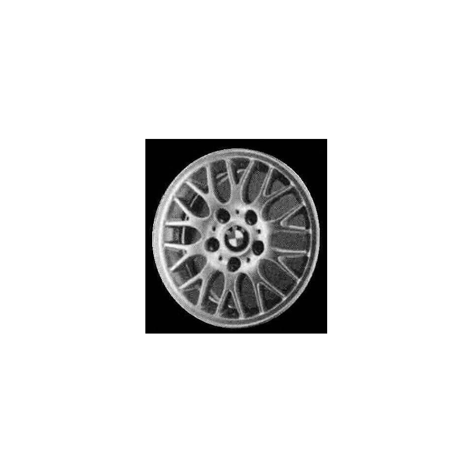 01 02 BMW Z3 ALLOY WHEEL RIM 17 INCH, Diameter 17, Width 7.5 (20 FORKED SPOKE), 41mm offset Style #42, SILVER, 1 Piece Only, Remanufactured (2001 01 2002 02) ALY59302U10