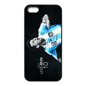 IPhone 5,5S Phone Case for Lionel Messi pattern design GLM06SQ65953