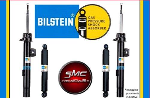 HINTEN Bilstein 22-106612 22-106605 19-106625 Kit 4 Sto/ßd/ämpfer VORNE
