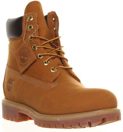 SV - Timberland 10061 Mens 6 Inch Premium Waterproof Boots - Wheat, 8 UK   Amazon.co.uk  Shoes   Bags 43d8c294391
