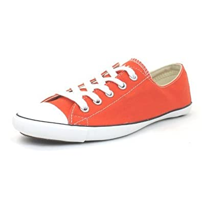 faf3a5555917 Converse Women s Chuck Taylor All Star Light OX Lace-Up - Fall Orange ( Women s UK 5)  Amazon.co.uk  Shoes   Bags