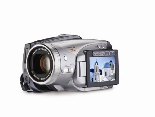 Canon HV20 3MP High Definition MiniDV Camcorder with 10x Optical Image...
