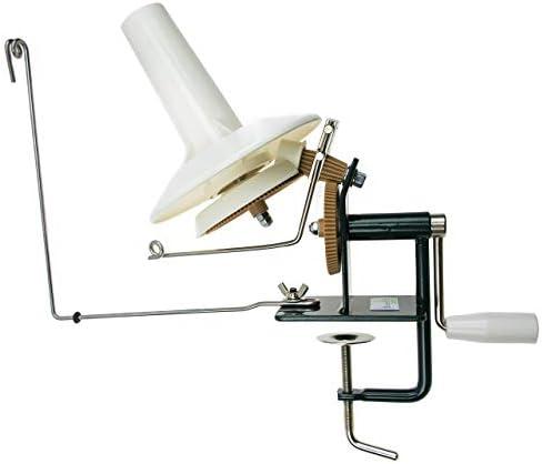 Stanwood Needlecraft Large Metal Yarn/Fiber/Wool/String Ball Winder - 10 oz.