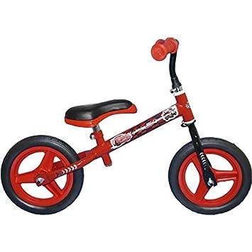 Bicicleta sin pedales licencia Cars - 10P: Amazon.es: Deportes y ...