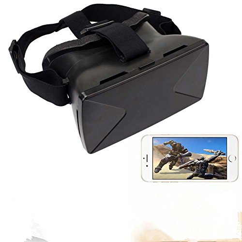VR-Virtual-Reality-3D-Glasses-Head-Mount-Magnetic-Switch-For-3-5-6-7 Phone