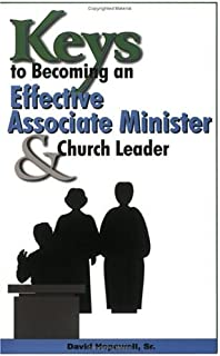 Amazon associate minister church leader training manual keys to becoming an effective associate minister church leader fandeluxe Gallery