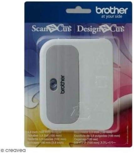 Brother 18200068 - Rasqueta de 100 mm para ScanNCut, color blanco: Amazon.es: Hogar