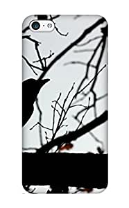 Armandcaron Case Cover Protector Specially Made For Iphone 5c Animal Bird