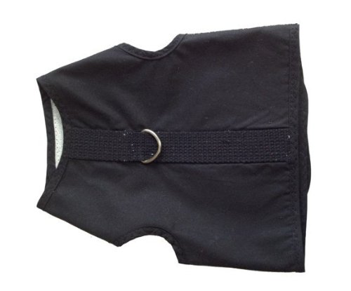 Kitty Holster Cat Harness, Small/Medium, Black