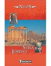Michelin Neos Guide Syria Jordan, 1e