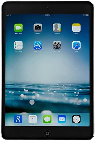 Apple iPad Mini 2 with Retina Display (32GB, WiFi, Space Gray) (Certified Refurbished)