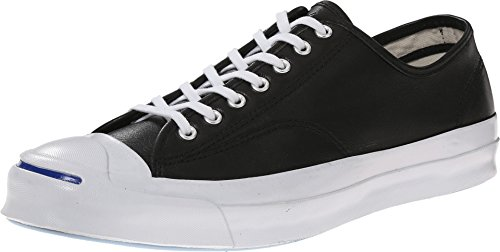 Converse Jack Purcell Signature Ox Shoes Size Men's 9.5 / Women's 11 Black/White (Purcell Signature Jack Converse)