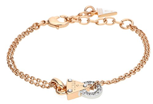 GUESS Rhodium Gold-plated Bracelet UBB71511-S - Guess Gold Plated Bracelet