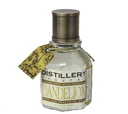 "NEW Royal Apothic Distillery General Small Batch Perfume ""Dandelion"""