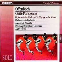 Offenbach: Gaite Parisienne/Orpheus in the Underworld/Voyage ot the Moon