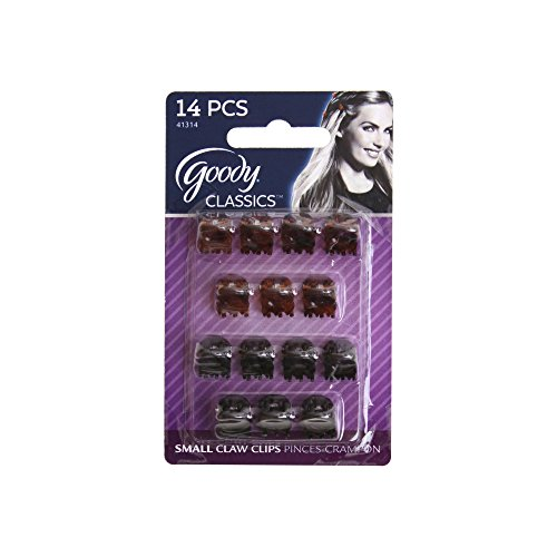 Goody Mini Clip, Micro 14 Pack
