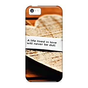 meilz aiaiFashionable Design Life Lived In Love Rugged Cases Covers For Iphone 5c Newmeilz aiai BY shenglong