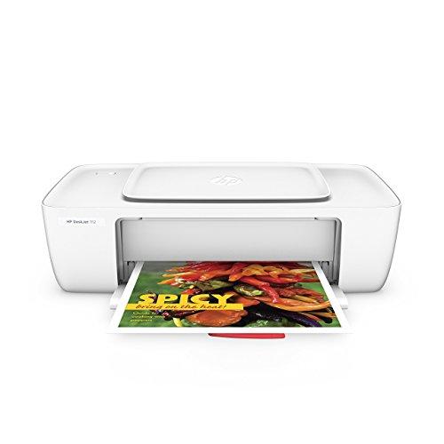 HP DeskJet 1112 Compact Printer (F5S23A) ()